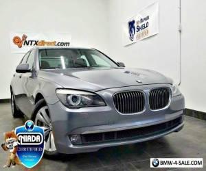 2011 BMW 7-Series 740Li 4dr Sedan for Sale