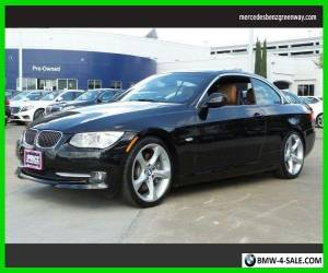 2011 BMW 3-Series 335i for Sale
