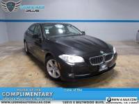 2013 BMW 5-Series 528i xDrive -AWD -NAV -WARRANTY -LOADED -SUROOF -1