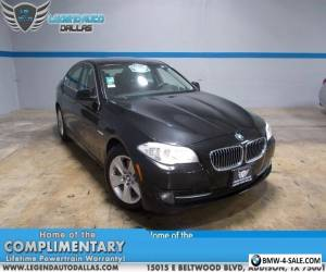 2013 BMW 5-Series 528i xDrive -AWD -NAV -WARRANTY -LOADED -SUROOF -1 for Sale