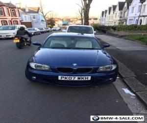 BMW 118d Msport for Sale