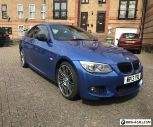 BMW 320d MSPORT AUTO INDIVIDUAL BMW PERFORMANCE ESTORIL BLUE  E92 E93 325 330 for Sale