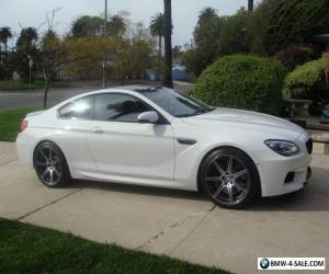 2014 BMW M6 Competition for Sale
