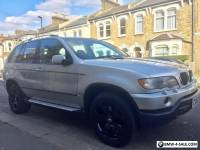 Superb BMW X5 3.0d SPORT FSH Low mileage 93k , Cruise control, new tires