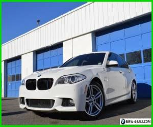 2013 BMW 5-Series 535i xDrive AWD M-Sport MSport Excellent Save Big for Sale