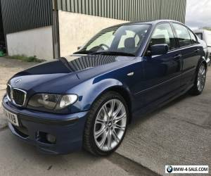 2004 BMW 325 M Sport Saloon E46 Auto FSH for Sale