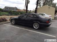1998 BMW 5-Series 4 Door Sedan
