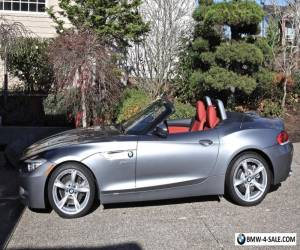 2012 BMW Z4 sDrive35i Convertible 2-Door for Sale