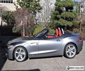 2012 BMW Z4 sDrive35i Convertible 2-Door for Sale