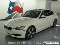 2013 BMW 3-Series ACTIVEHYBRIDSEDAN SUNROOF NAVIGATION