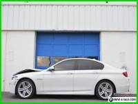 2015 BMW 5-Series 535i xDrive AWD M-Sport MSport Premium Technology
