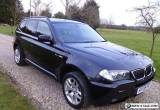 BMW X3 D 2.0 M SPORT for Sale