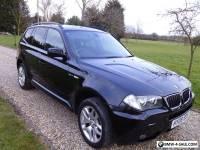 BMW X3 D 2.0 M SPORT