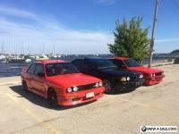 1991 BMW M5 4 door sedan