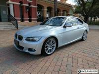 2010 BMW 3-Series M-Sport  Coupe 2-Door