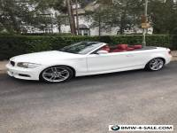 White High Spec - BMW 1 SERIES 2.0 118i M Sport 2dr