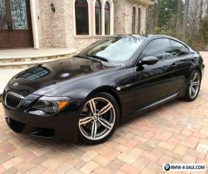 2006 BMW M6 2dr Coupe w HEADS-UP DISPLAY, CARBON FIBER PACKAGE & NAVIGATION for Sale