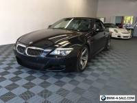 2008 BMW M6 Base 2dr Convertible