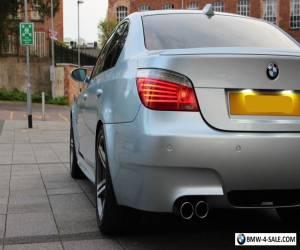 BMW M5 2008 -- Huge Spec -- 5 Month COMPREHENSIVE BMW MAIN DEALER WARRANTY  for Sale