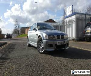 2006 BMW E46 M3 - Immaculate Example, Full BMW/Specialist S/H for Sale