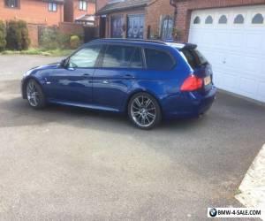 BMW 318d Sport Plus Touring 143bhp (M Sport)  for Sale