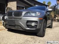 2011 BMW X6 xDrive35i Sport Utility 4-Door