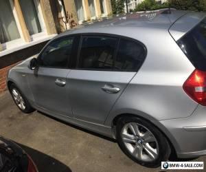 BMW E81 1series 118I SE 5dr 2.0L - 56700 miles for Sale