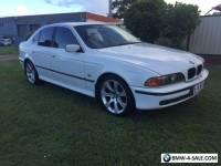 1998 BMW528i 4Door Automatic Sedan