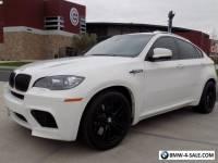 2010 BMW X6 M Sport Utility 4-Door