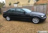 BMW 318D ES FSH 1 Previous Owner for Sale