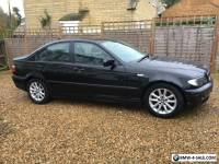 BMW 318D ES FSH 1 Previous Owner