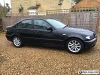 BMW 318D ES FSH 1 Previous Owner