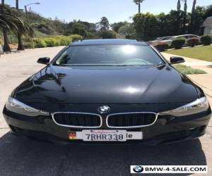 2014 BMW 3-Series 4doors sedan for Sale