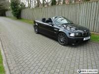 2005 BMW M3 SMG Convertible Low Mileage FSH