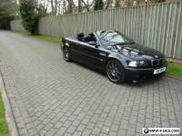 2005 BMW M3 SMG Convertible Low Mileage FSH