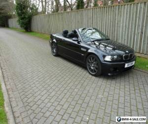 2005 BMW M3 SMG Convertible Low Mileage FSH for Sale