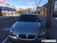 2007 BMW 5-Series Base Sedan 4-Door