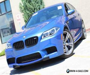 2014 BMW M5 Executive for Sale