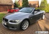 BMW 320d M-Sport convertible auto for Sale