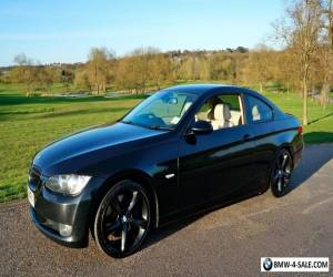 BMW 335D E92 Coupe - Black - Lots Of Added Extra's - High Spec - Bargain! for Sale