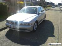 BMW E39 525i Automatic 2002 Facelift Model