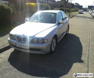 BMW E39 525i Automatic 2002 Facelift Model for Sale