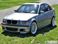 2005 BMW 3-Series M Sedan 4-Door