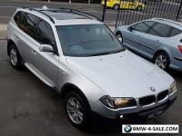 2004 BMW X3, MOON ROOF, LEATHER, IMMACULATE CAR, REG & RWC, TRADE INS WELCOME..