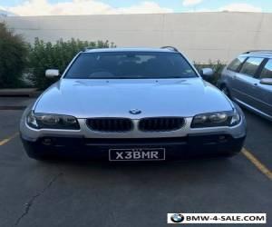 BMW X3 2004 Wagon for Sale