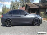 2012 BMW 3-Series M-Sport & Premium Package
