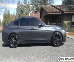 2012 BMW 3-Series M-Sport & Premium Package for Sale