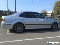 2001 BMW M5 SILVER