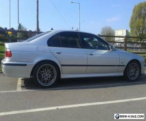 2001 BMW M5 SILVER for Sale
