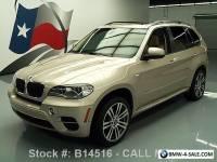 2013 BMW X5 XDRIVE35I AWD PREMIUM PANO ROOF NAV 3RD ROW